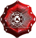 Fire rescue wind spinner
